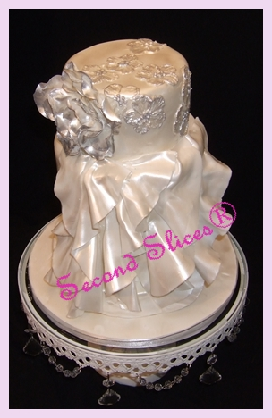 wedding cakes edmonton ab gown wedding cake edmonton secondslices ca second slices 24253